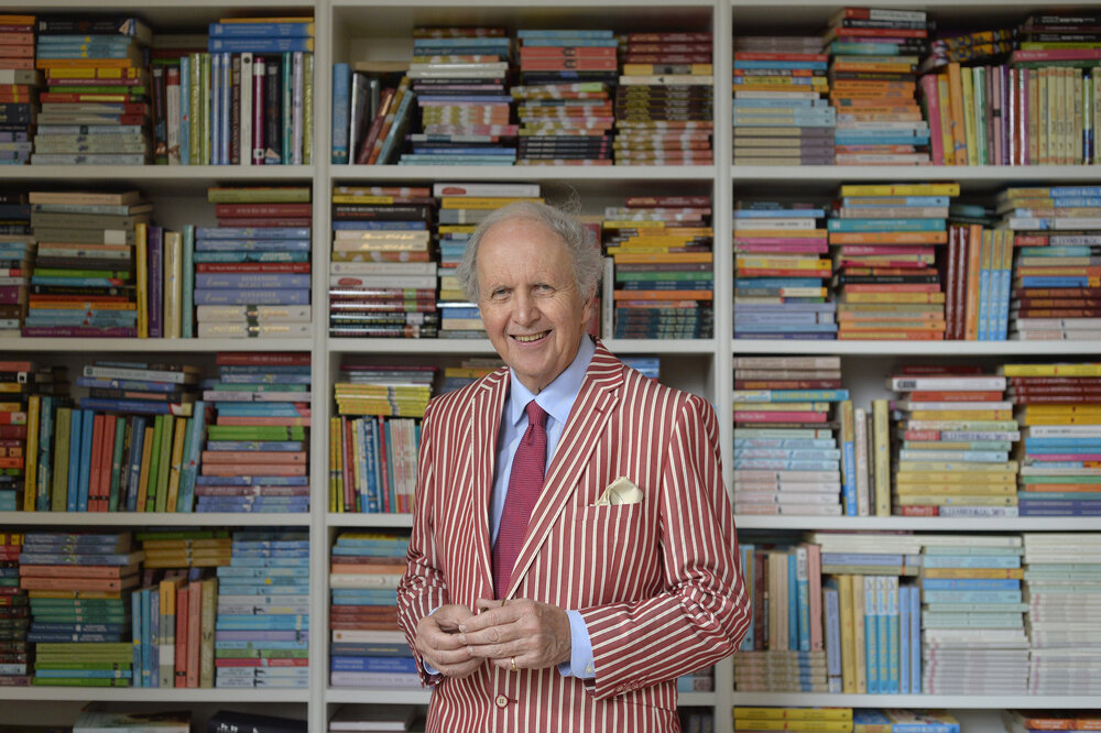 IBF2020: Alexander McCall Smith and Sally Magnusson to headline island book festival