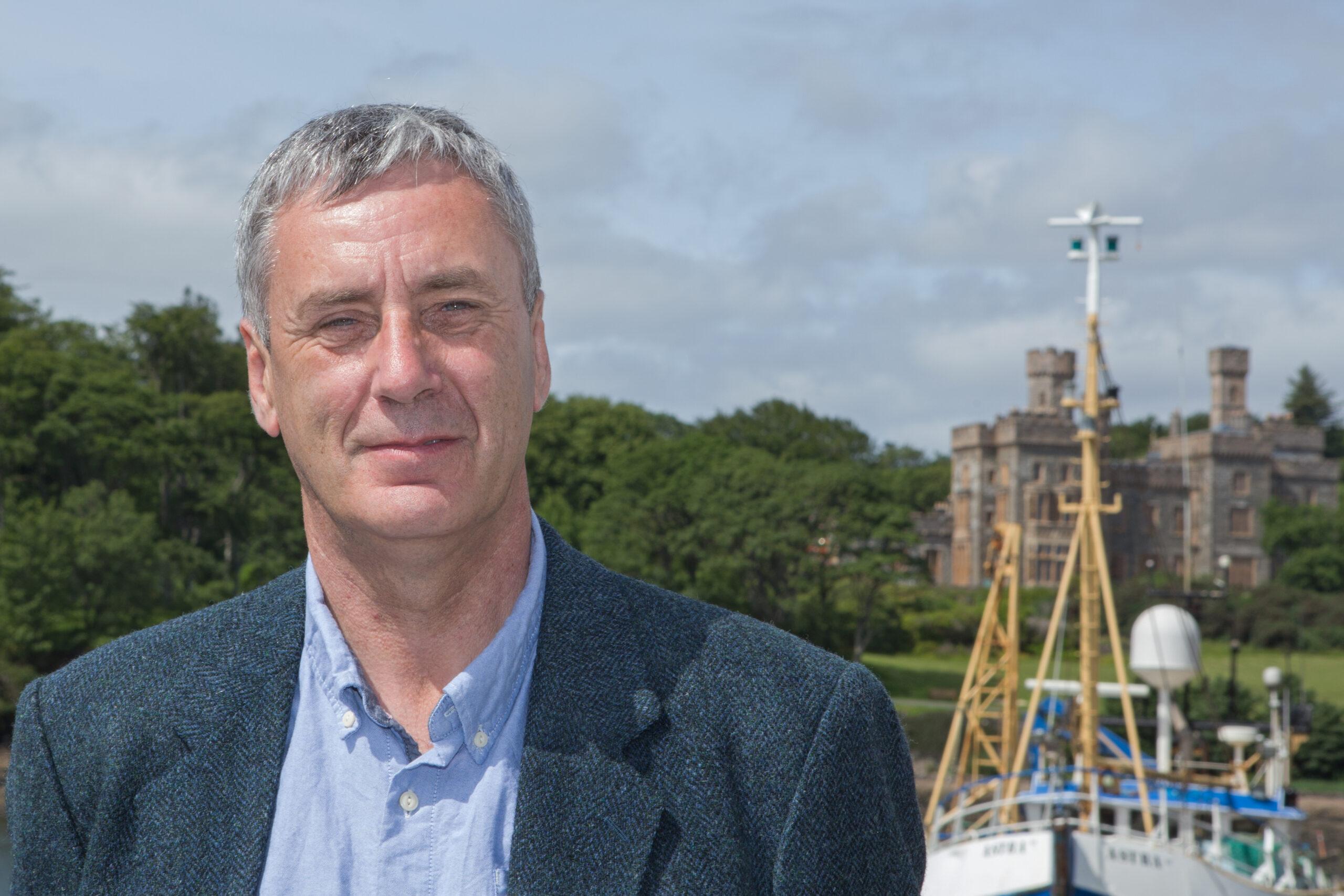 Donald S Murray talks peatlands